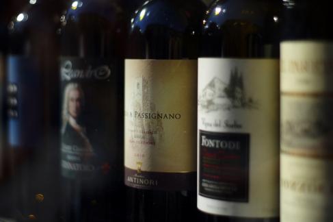 Wino - Greve in Chianti - sklep z regionalnymi wyrobami